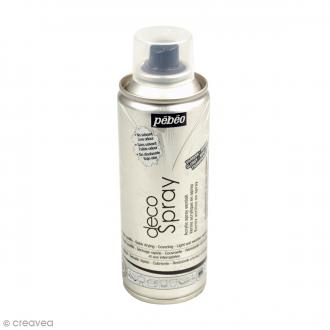 Bombe de vernis transparent Brillant DecoSpray - 200 ml