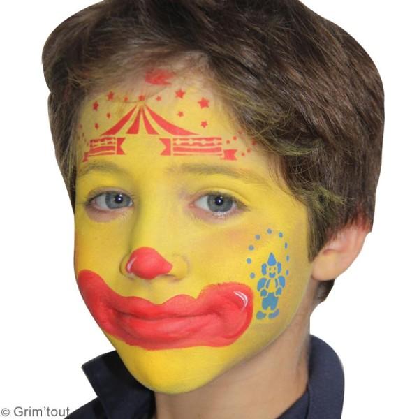 Kit de maquillage Super Party Kit - 17 couleurs et 14 accessoires - Photo n°6