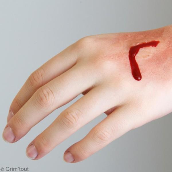 Faux sang en tube - 15 ml - Photo n°2