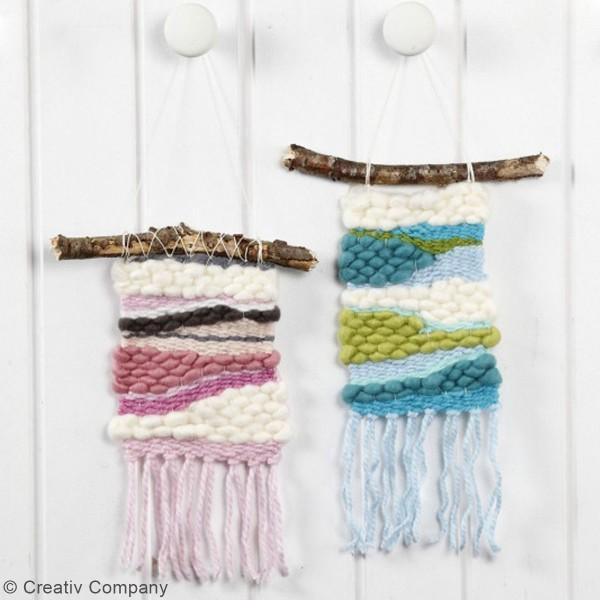 Pelote de laine Manga XL - Acrylique - Différents coloris - 200 gr - 17 m - Photo n°5