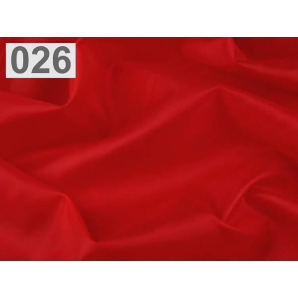 1m 171 Rouge Foncé Doublure en Polyester, Et en Soulignant, Tissus - Photo n°1