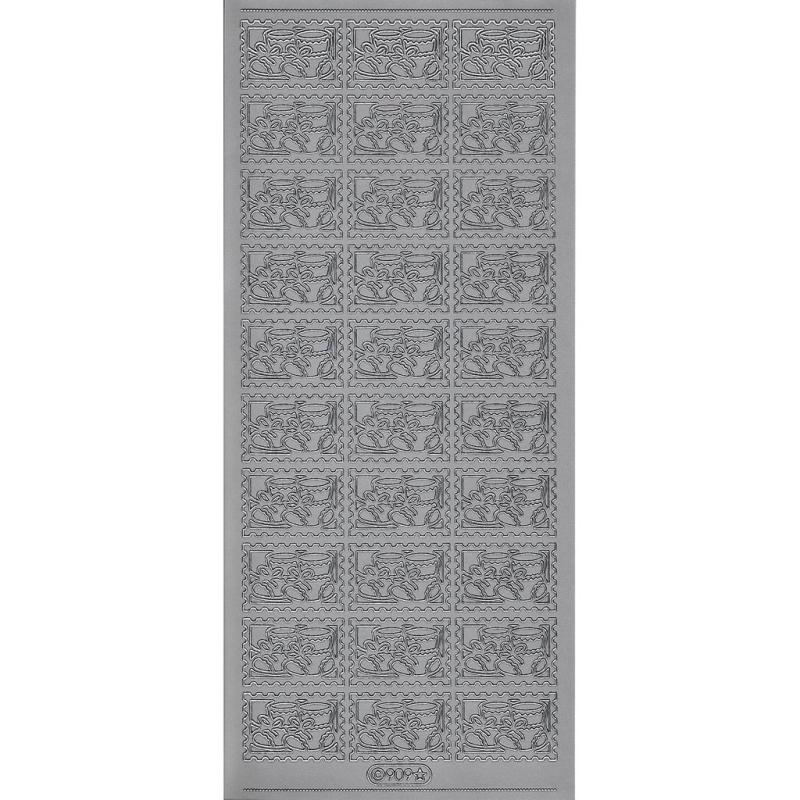 Starform Outline Stickers N° 965 Boules de Noël Auto-collants Peel offs