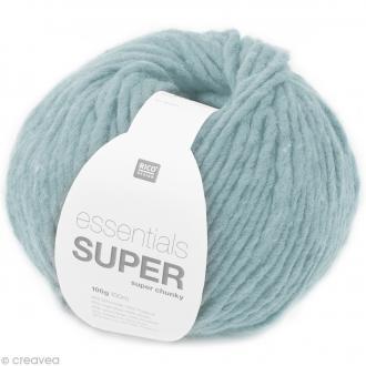 Laine Rico Design - Essentials super super chunky - Vert menthe - 100 g