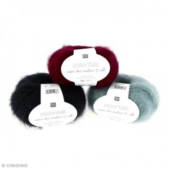 Laine Rico Design - Essentials Super Kid Mohair Silk - 25 g