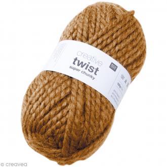 Laine Rico Design - Creative super twist chunky - Camel - 100 g