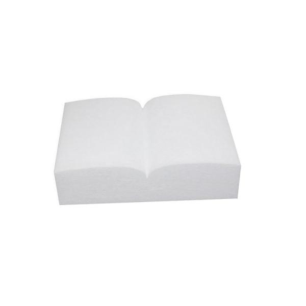 Livre Ouvert En Polystyrene Dim 20 5 Cm X Epaisseur 5 Cm Densite Superieure A Customiser