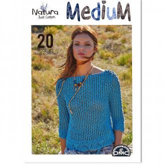 Catalogue Natura Medium DMC - Mode et Acessoires - Printemps/Eté 2016
