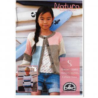 Catalogue Natura Just Cotton DMC - Mode Enfants 2016 - 8 modèles
