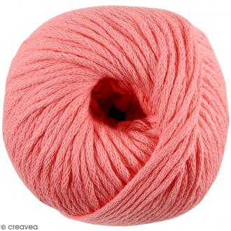 Fil DMC Natura XL Yummy Colors - Rose Bonbon n° 40 - 100 g