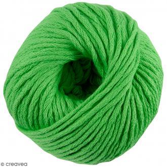 Fil DMC Natura XL Yummy Colors - Vert Chartreuse n° 80 - 100 g
