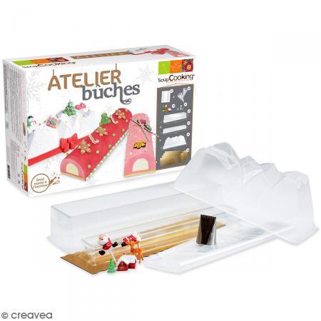 Coffret atelier b ches scrapcooking coffret cuisine - Coffret cuisine creative ...