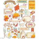 Die cut Toga Graines de potiron - 60 pcs - Photo n°2
