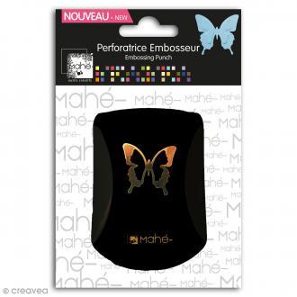 Perforatrice Embosseuse Papillon - Motif de 2,5 cm