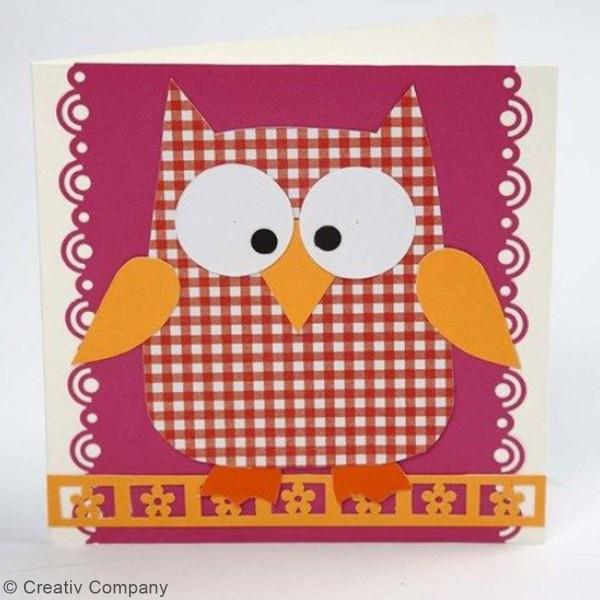 Papier cartonné A4 - Paquets de 100 feuilles de 180 g - Photo n°2