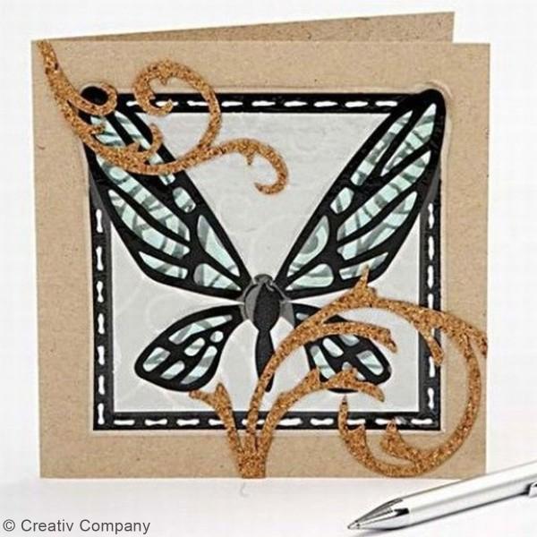 Papier cartonné A4 - Paquets de 100 feuilles de 180 g - Photo n°4