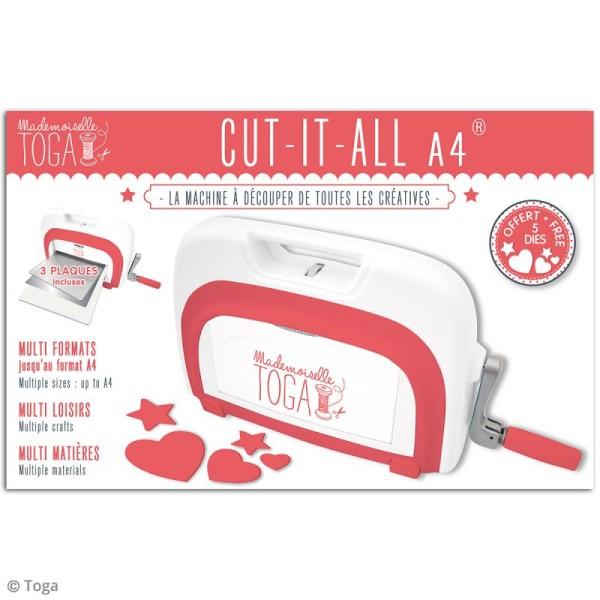 Machine de coupe Cut It All A4 - Photo n°3