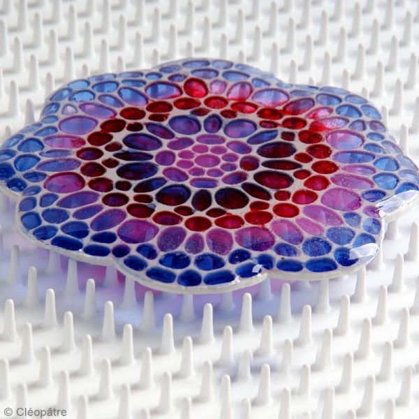 Resin'Pad - Plan de travail en silicone pour la résine - 30 x 20 cm - Photo n°5