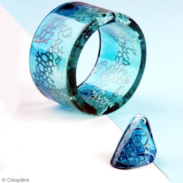 Coffret Résin' Box Résine Glass' Lack - Pour bijoux et déco - Photo n°3