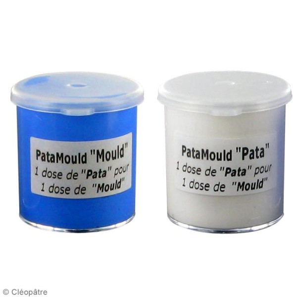 Pâte de moulage Pata'Mould - 80 g - Photo n°5