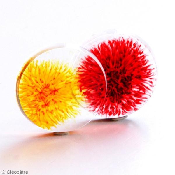 Lot de Color'Resin - Colorant concentré pour résine - 15 g - Photo n°2