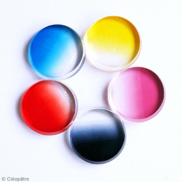 Lot de Color'Resin - Colorant concentré pour résine - 15 g - Photo n°5