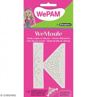 Moule silicone WePam Double broderie chic