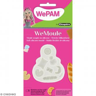 Moule silicone WePam Gourmandises de la boulangère