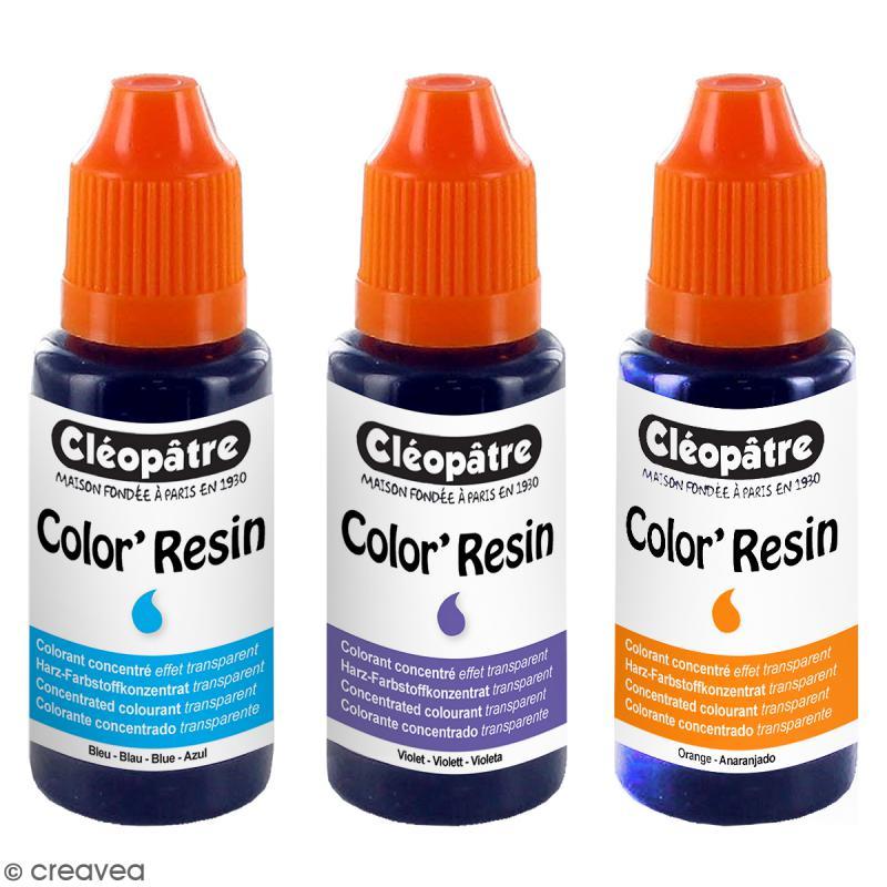 Color'Resin - Colorant concentré pour résine - 15 g - Photo n°1