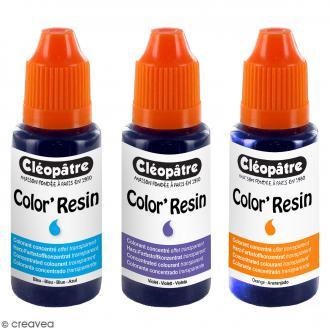 Color'Resin - Colorant concentré pour résine - 15 g