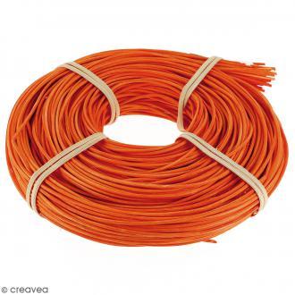 Moelle de rotin Orange 2 mm - 125 g