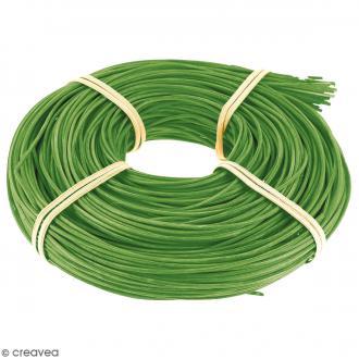 Moelle de rotin Vert 2 mm - 125 g