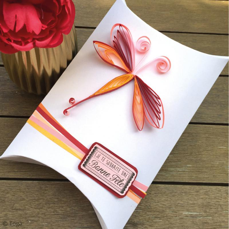grande bo te cadeau blanche 17 x 12 5 cm 2 pcs boite cadeau d corer creavea. Black Bedroom Furniture Sets. Home Design Ideas