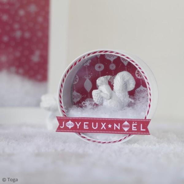 Die cut Toga Noël Nordique - 40 pcs - Photo n°4
