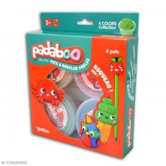 Kit de pâte à modeler Padaboo - Super Party Pack