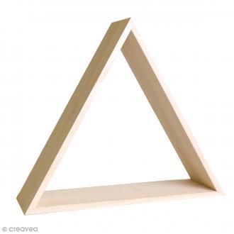 Etagère Triangle - 30 x 35 cm
