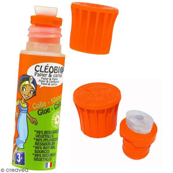 Colle CléoBio liquide végétale Cléomousse 25 gr - Photo n°2