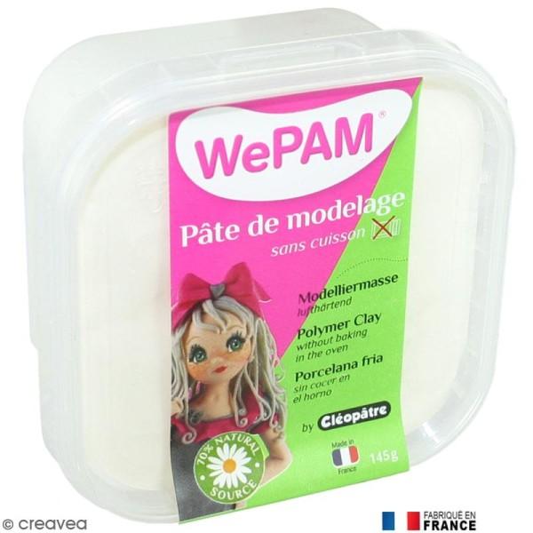 Porcelaine froide à modeler WePAM Incolore 145 gr (neutre) - Photo n°1