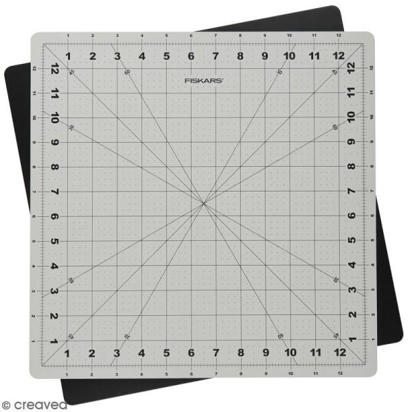 Tapis de découpe pivotant - 33 x 33 cm - Photo n°1