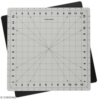 Tapis de découpe pivotant - 33 x 33 cm