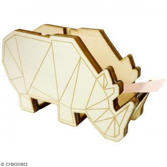 Dévidoir coupe masking tape Rhinocéros - 11 x 6,5 cm