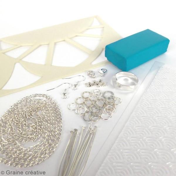 Kit Création bijoux - L'éblouissante - Photo n°4
