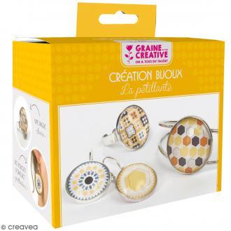 Kit Création bijoux - La pétillante