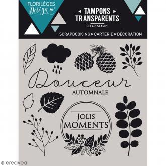 Tampons clear Douceur automnale - 10 pcs