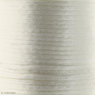 Cordon queue de rat Blanc - 2 mm - 25 mètres