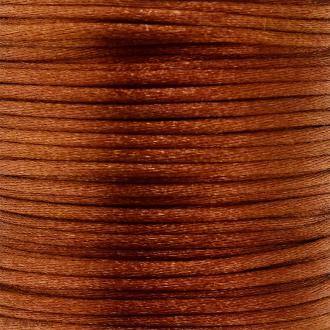 Cordon queue de rat Marron - 2 mm - 25 mètres