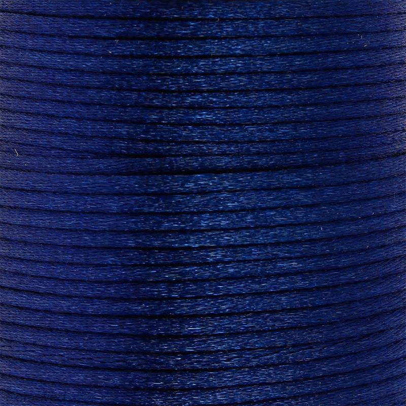 Cordon queue de rat Bleu - 2 mm - 25 mètres - Photo n°1