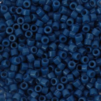 Perles Miyuki Delica 11/0 - DB2135 - Duracoat opaque Juniper Berry - 5g