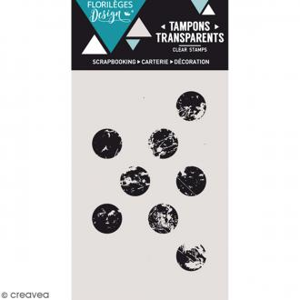 Tampon clear Gros pois - 1 pce