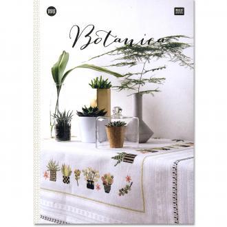 Livre Broderie - Botanica n° 155 - 112 pages