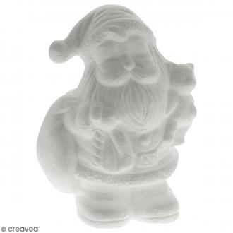 Père Noël en polystyrène - 17,5 cm